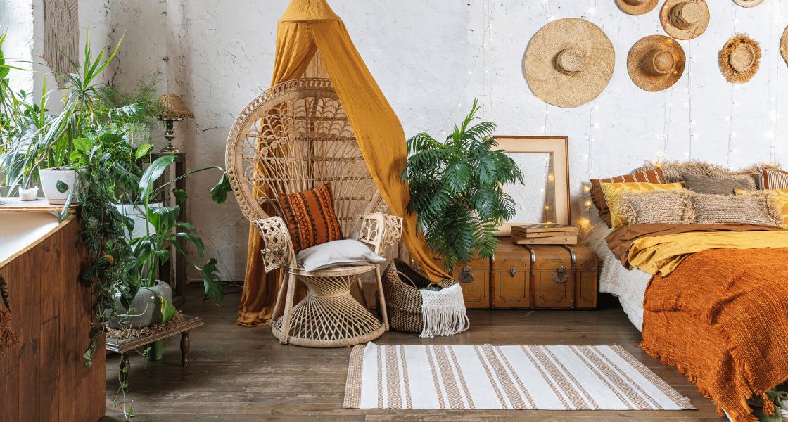 Apartment design ideas - bedroom
