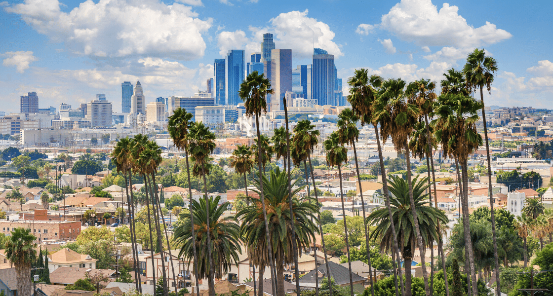 Best weekend trips from San Diego - Los Angeles