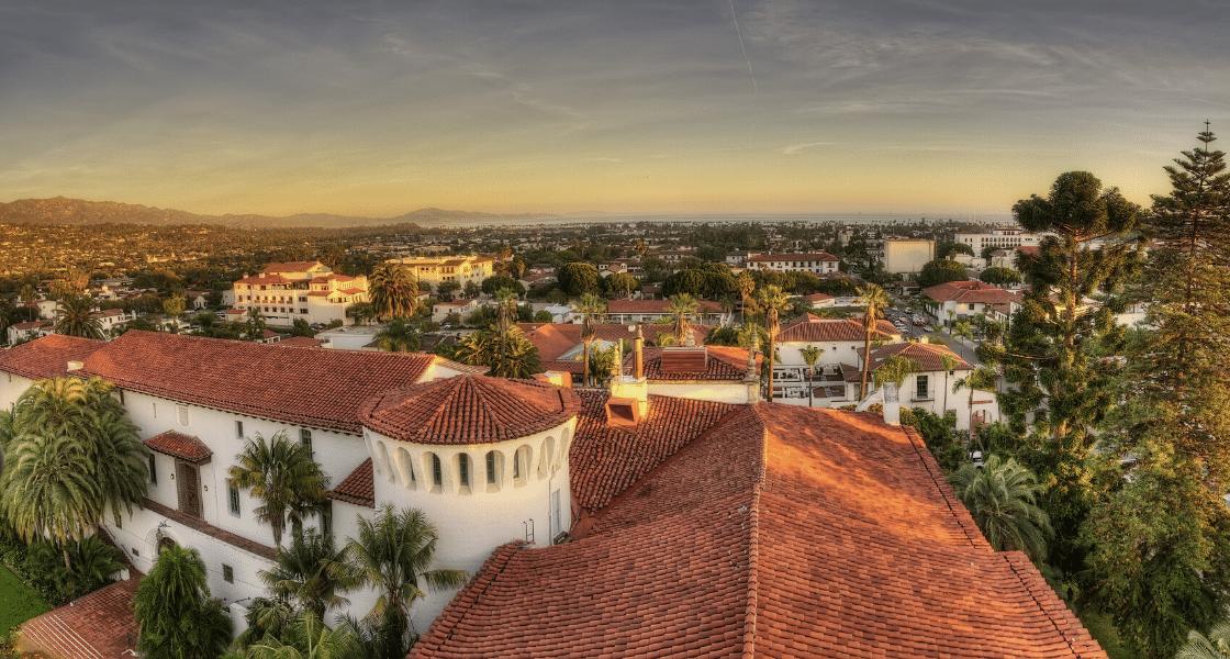 Best weekend trips from San Diego - Santa Barbara