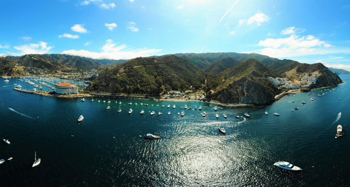 Best weekend trips from San Diego - Catalina