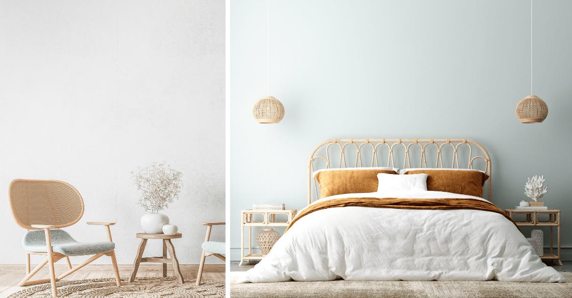 Light and airy decor ideas
