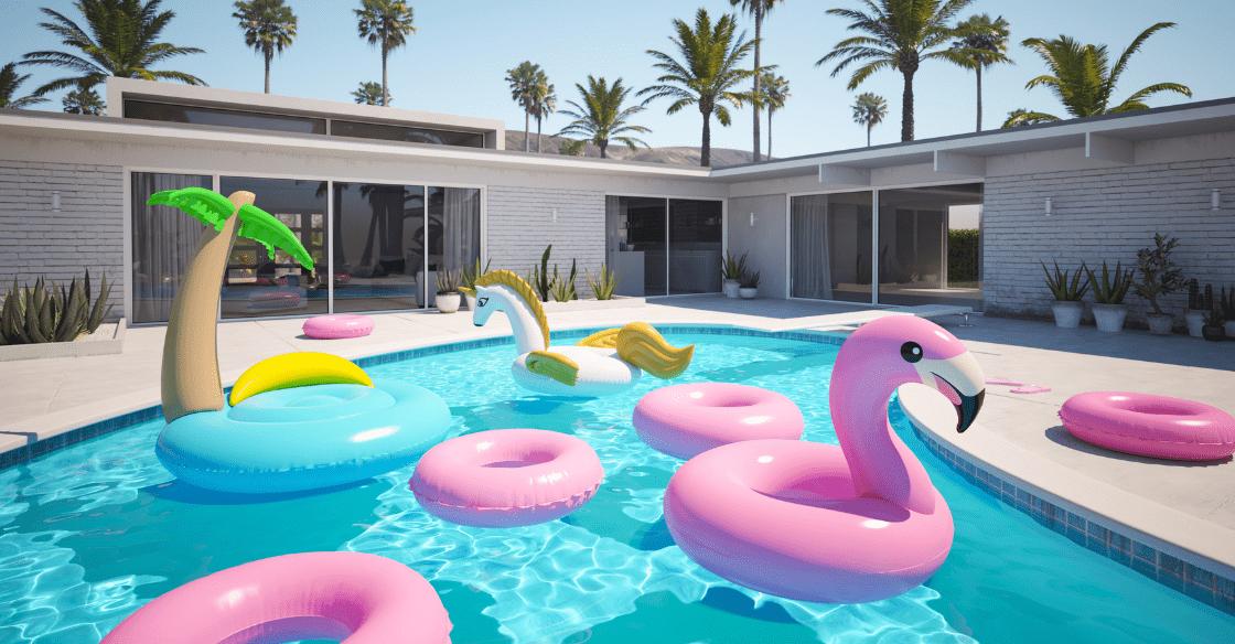 Pool in Palm Springs